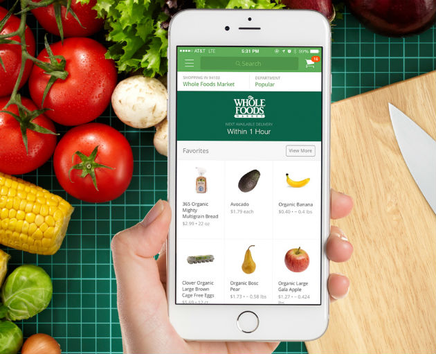 Grocery shopping has joined the sharing economy with Instacart