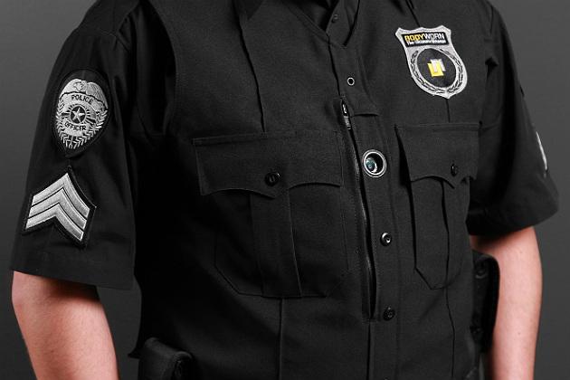 Camera Police Officer Uniform