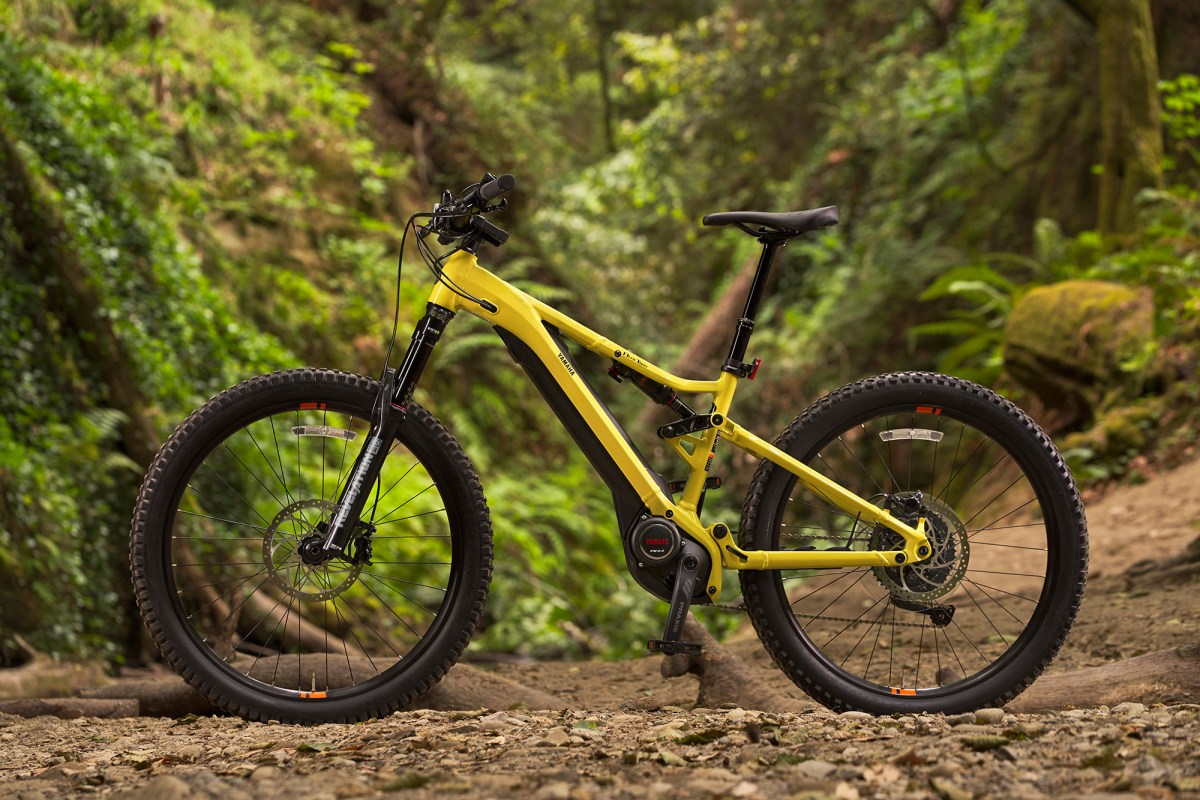 The YDX-MORO promises to deliver a new level of balanced power, performance and handling for riders on all types of e-mountain bike (e-MTB) trails.