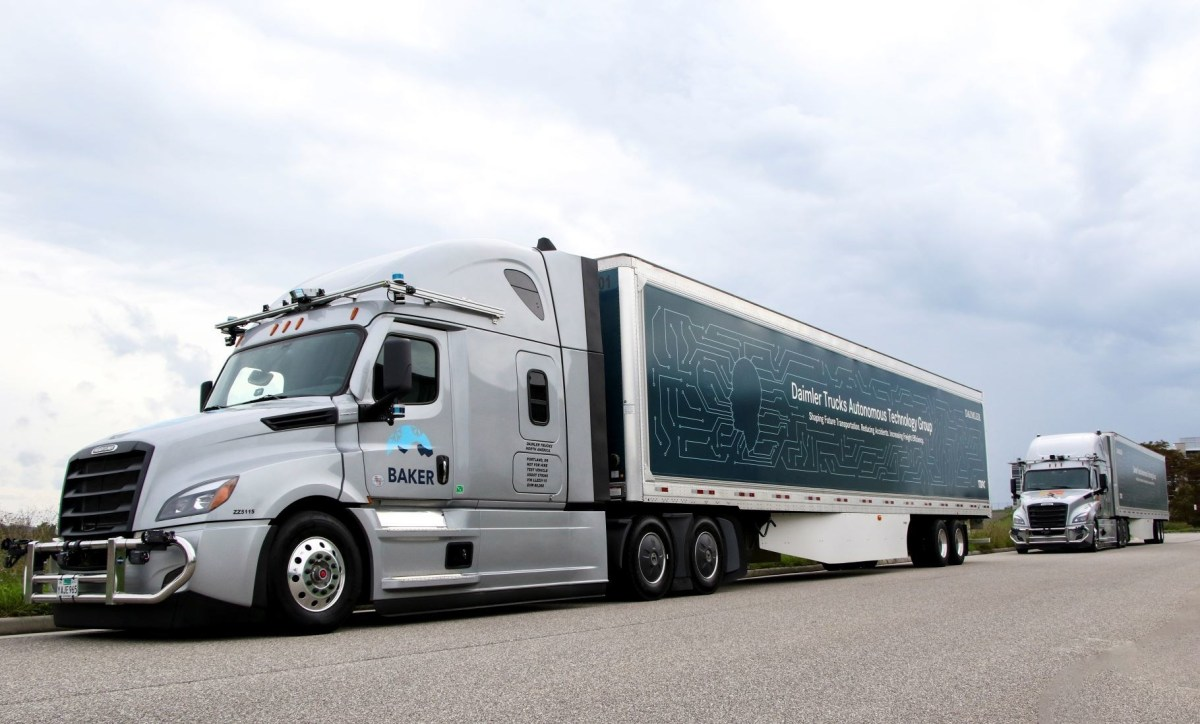 Daimler Trucks and Torc Robotics collaboratively pursuing a common goal of bringing series-produced highly automated trucks (SAE Level 4) to the roads within a decade. After one year of collaboration the Autonomous Technology Group has successfully deployed L4 on public roads and expanded their test fleet from Virginia to New Mexico.