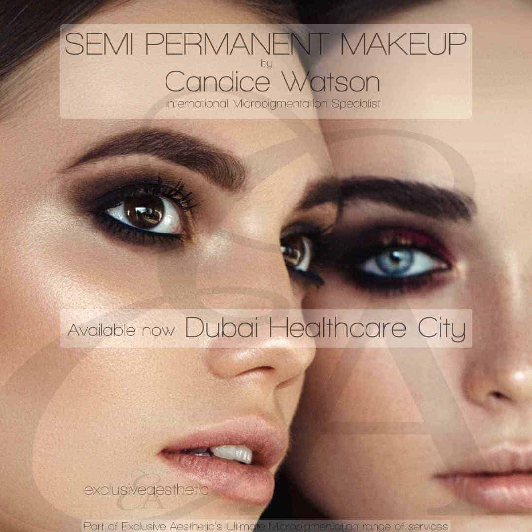 Semi Permanent Makeup Dubai Deals