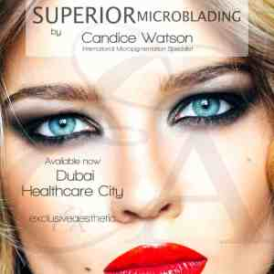 Superior Microblading by Candice Watson & Exclusive Aesthetic