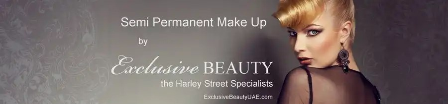 Exclusive Beauty - Semi Permanent Make Up