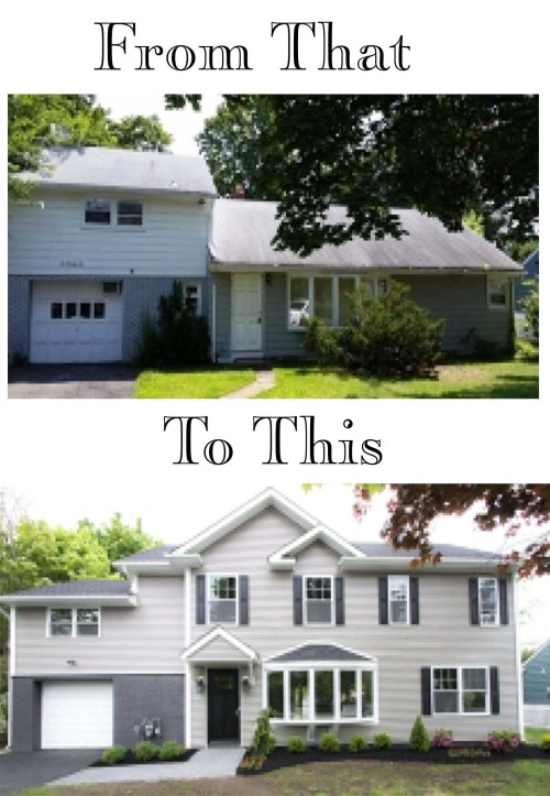 home addition/ renovation