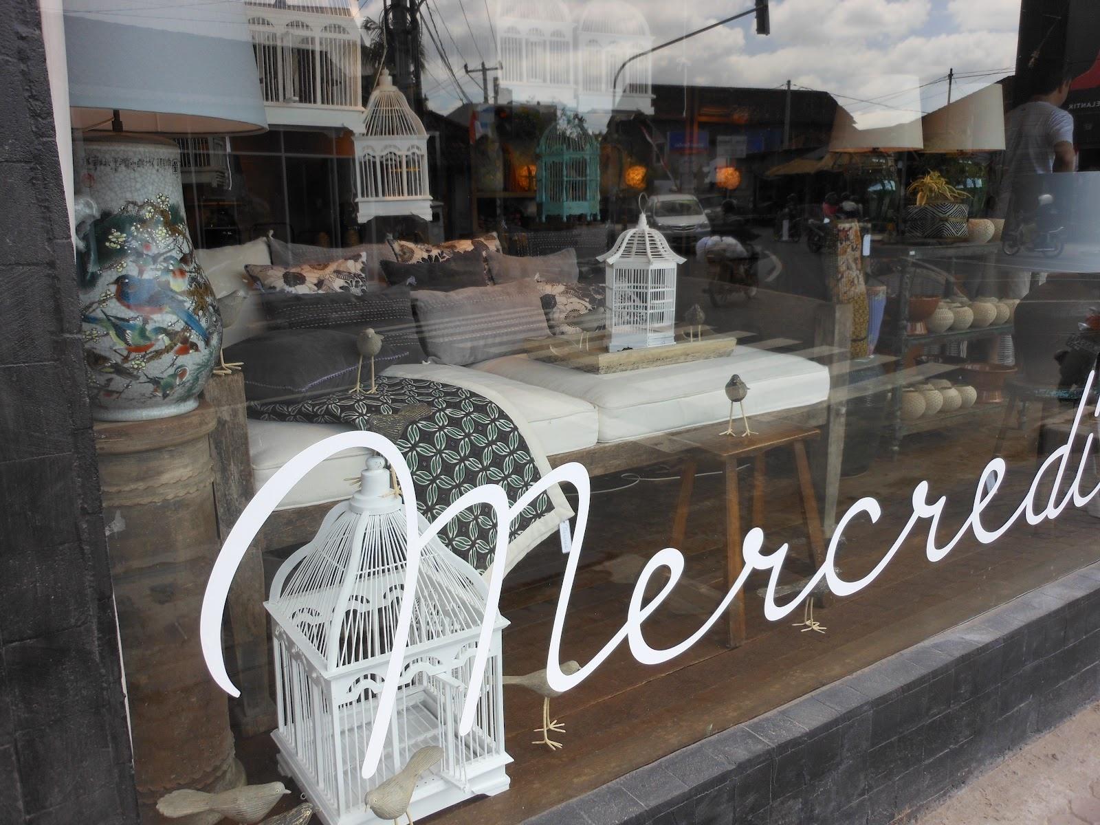 Mercredi For Romantic Designer Homewares Exclusively Bali