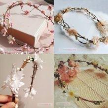 Flower Hair Crowns