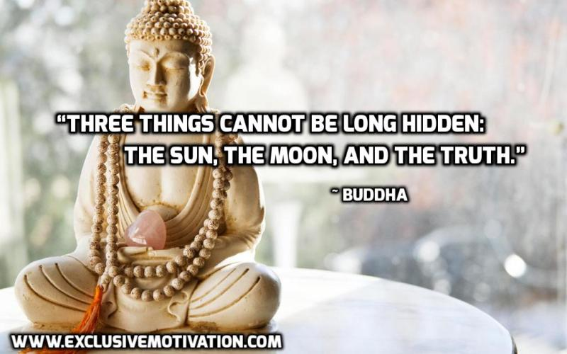 Buddha Picture Quotes