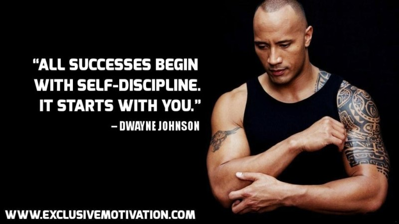 The Rock Picture Quotes