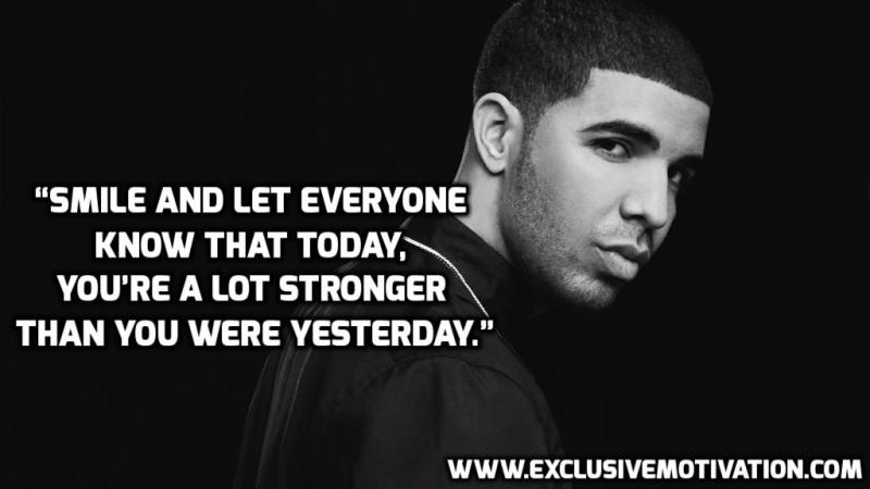 Top 10 Drake Picture Quotes