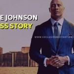 Dwayne Johnson Success Story