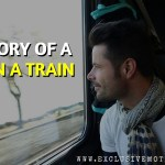 The Story of a Boy On a Train