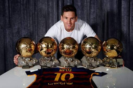 Lionel Messi Success Story