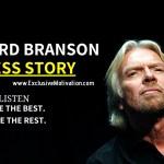 Uplifting Richard Branson Success Story