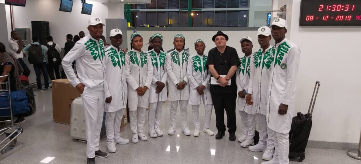 Nigeria Cycling Federation To Train 30 Officials