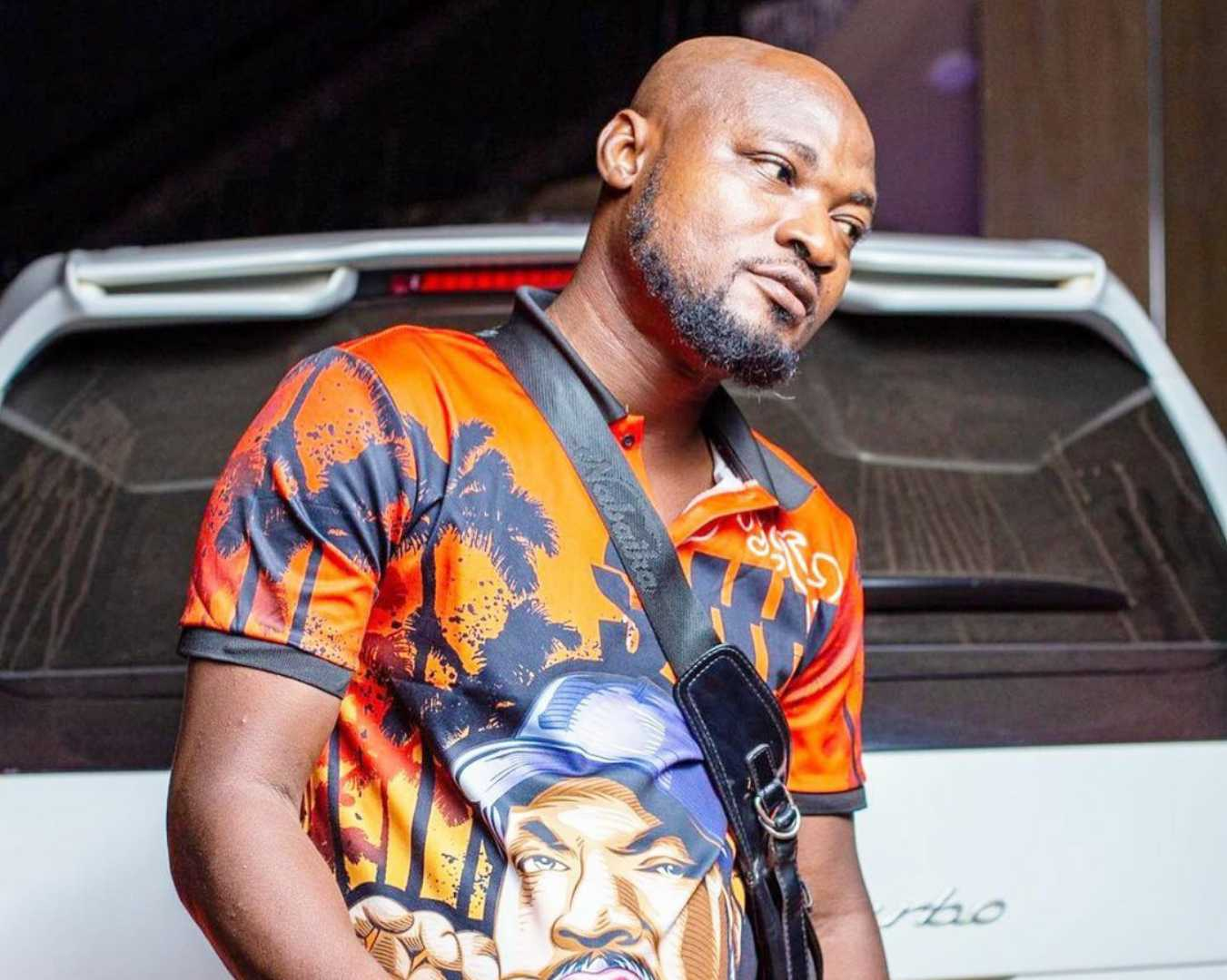 Photo Of Popular Comedian Funny Face