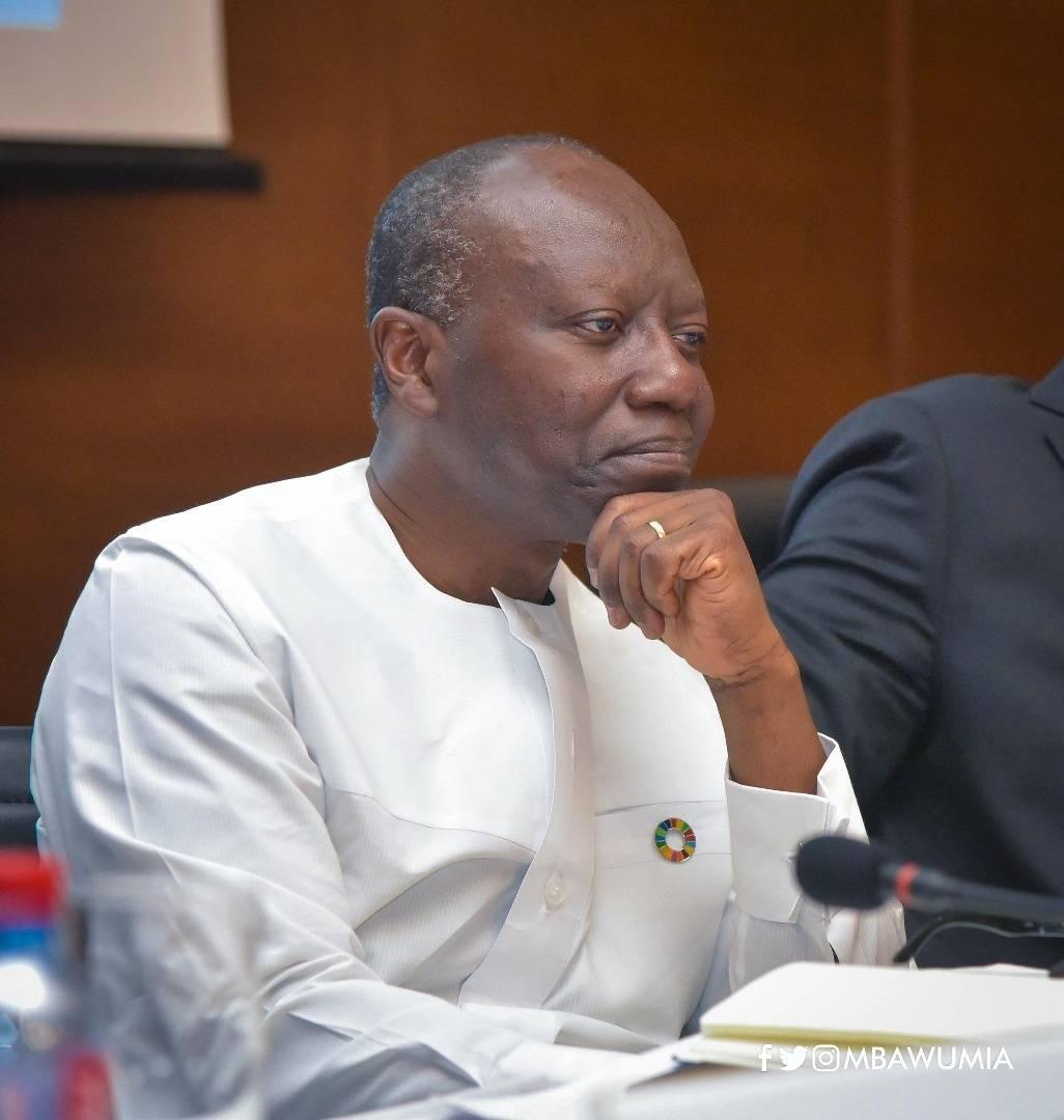 The Minister of Finance Designate Ken Ofori-Atta