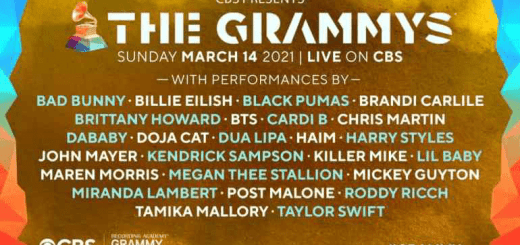 List Of Grammy Award Performance