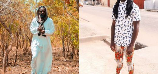 Image Of Samini And Rocky Africa