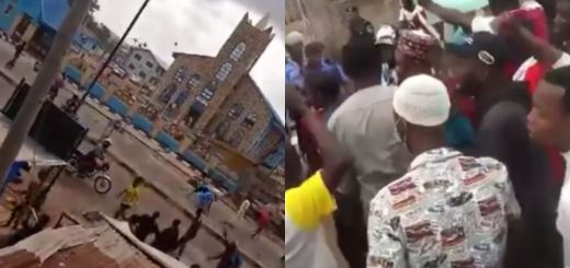 Christians and Muslims Clash In Ilorin