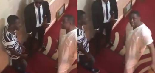 Image Of Femi Fani-Kayode FFK And Former Personal Assistant