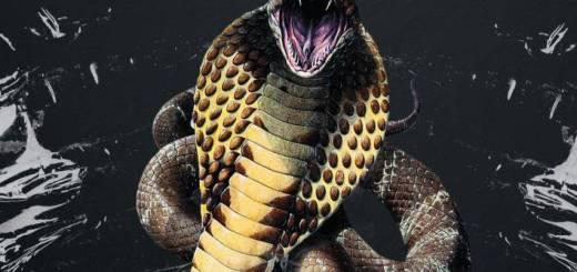 Larruso 'Poisonous' Cover Art