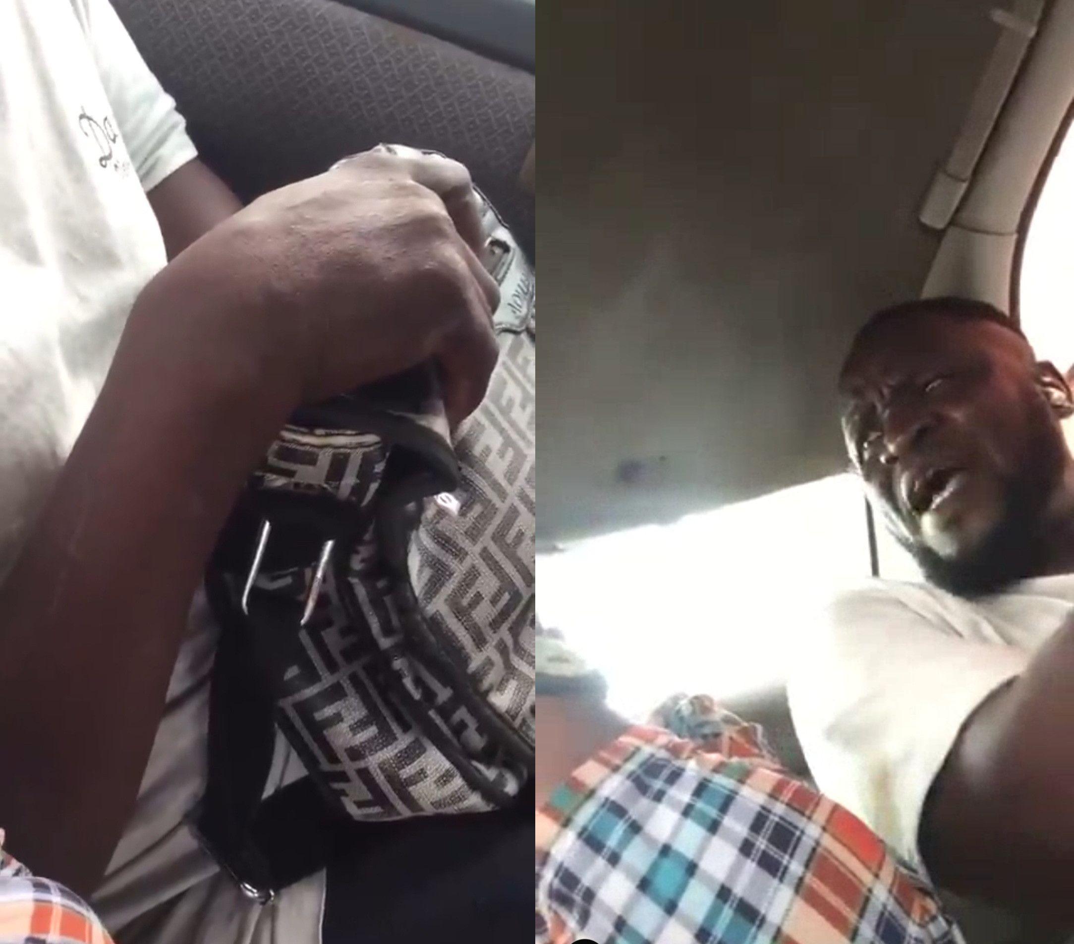 Photo Of Man Masturbating In Public