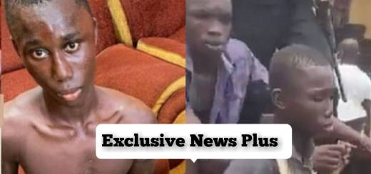Teenage Boys Who Murdered A 10-Year-Old Boy