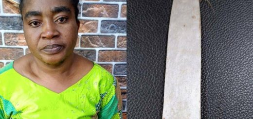 47-year-old-woman, Olanshile Nasirudeen
