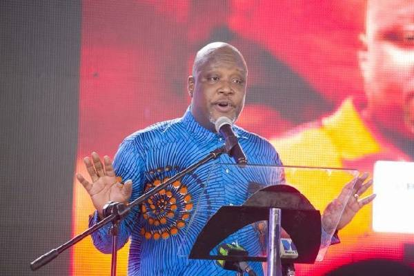 Popular Ghanaian Broadcaster, Kwame Sefa Kayi