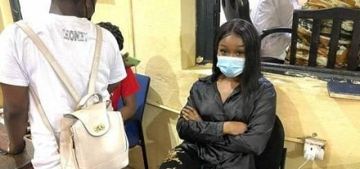 Efia Odo #fixthecountry