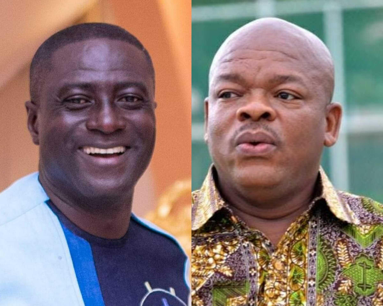 Comedian Kwame Dzokoto calls Captain Smart a liar