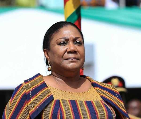 First Lady Rebecca Akufo-Addo