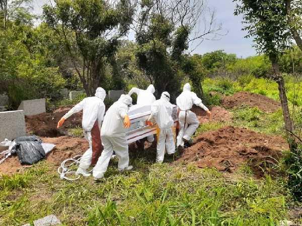 Ghana's coronavirus death rate has been rising sharply in recent weeks