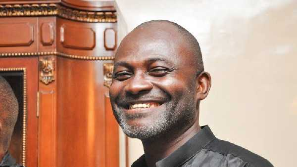 Kennedy Agyapong is the new Chairman of the Board of Ghana Gas