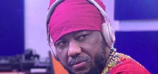 Radio show host, Blakk Rasta