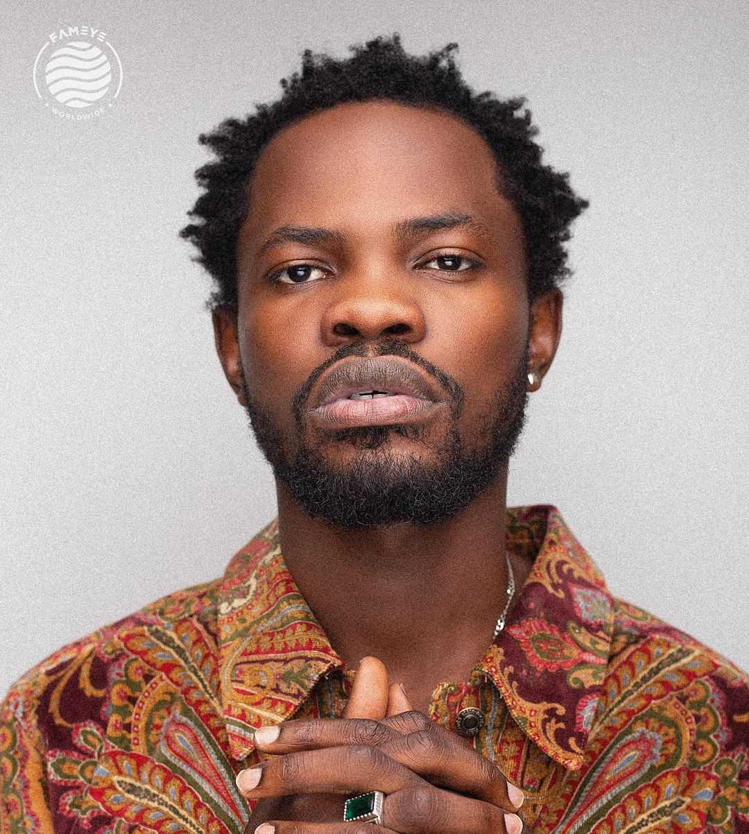 Ghanaian Singer Fameye