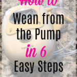 Weaning from the Pump