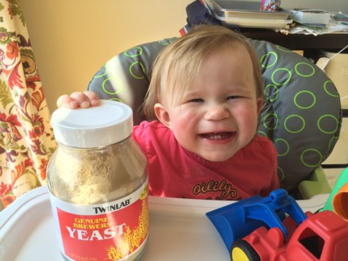 baby-and-brewers-yeast