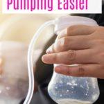5 Ways to Make Pumping Easier
