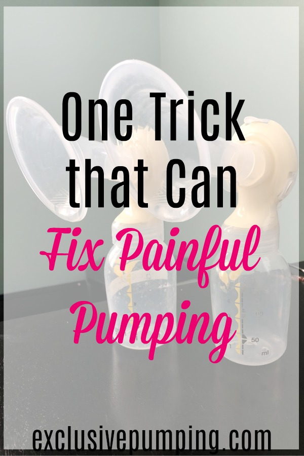 Pumpin Pals One Trick that Can Fix Painful Pumping