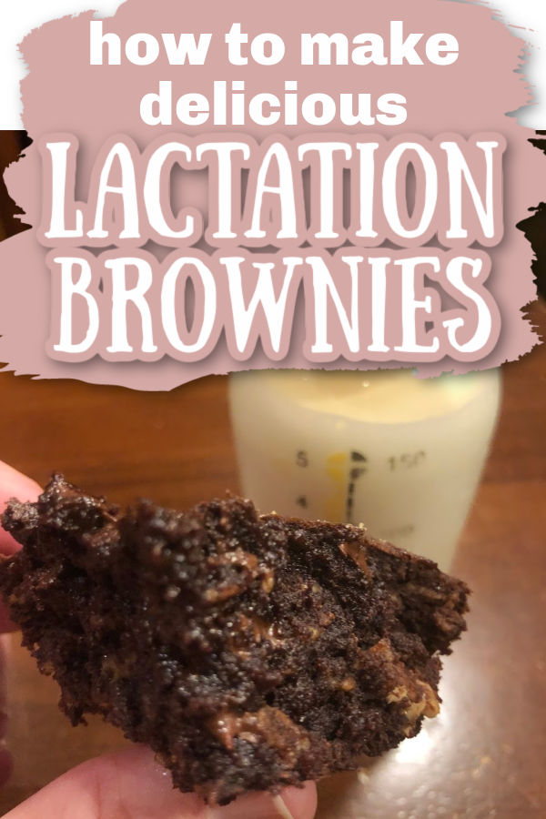 How to Make Delicious Lactation Brownies