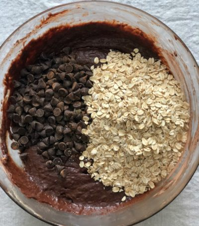 Lactation Brownies Oatmeal Flax Seed