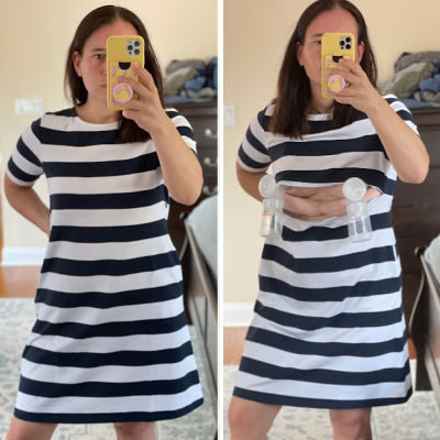 Pumping Friendly Dresses and Tops