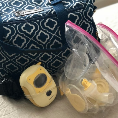 What to Do with Your Breast Pump When You're Finished Pumping