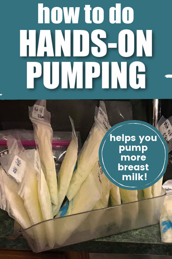 How to Do Hands-On Pumping