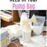 8 Things That You Need in Your Pump Bag