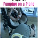 Tips for Pumping on a Plane