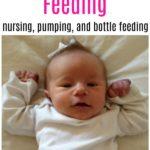 Triple Feeding: Nursing, Pumping, and Bottle Feeding