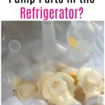 Can I Store Breast Pump Parts in the Refrigerator?