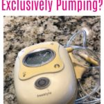 What is a Good Portable Pump for a Mom Who Is Exclusively Pumping?